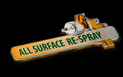 All Surface ReSpray logo