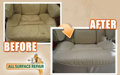 Beige_Leather seat-