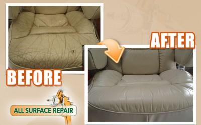 RV Seat restore