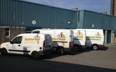 Vans at Showroom2